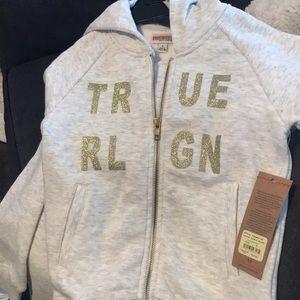 True Religion sweatsuit